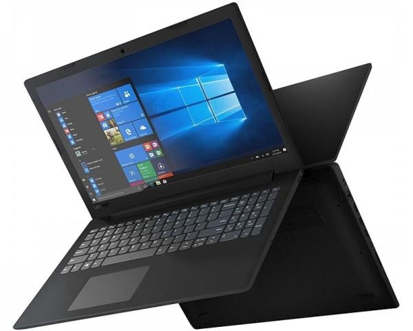 LENOVO V145-15AST 15.6'' FHD AMD A6-9225 8GB 256GB SSD Radeon 530 2GB ODD  Win10Home crna