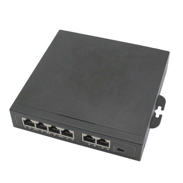 PSW-4 SE PoE switch 4-port