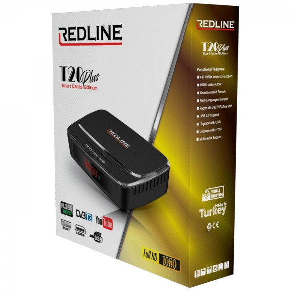REDLINE T20 Plus / Scart edition