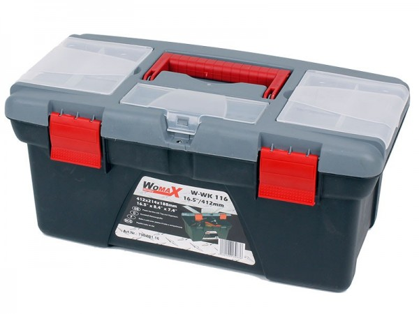 KOFER ZA ALAT 536x292x271 mm PLASTIČNI