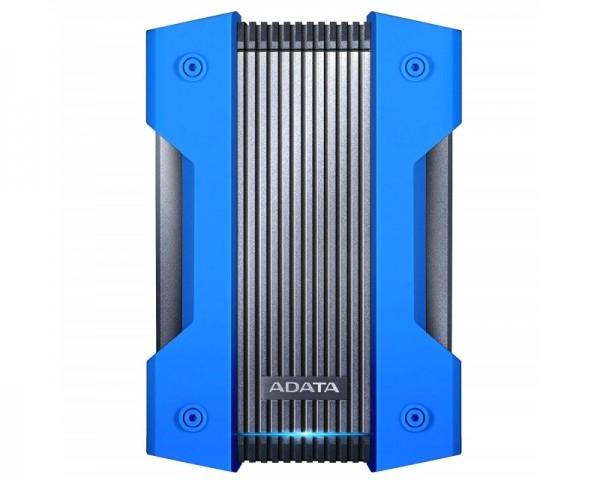 A-DATA 2TB 2.5'' AHD830-2TU31-CBL plavi eksterni hard disk