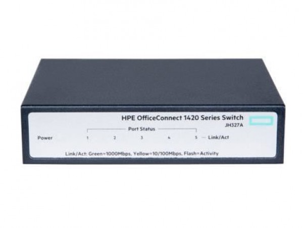 NET HP 1420 5G Switch, JH327A