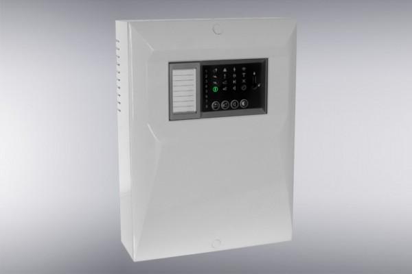 Konvencionalna centrala za dojavu požara FS40002, 2 požarne zone