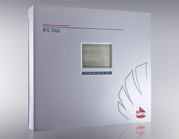 Adresibilna centrala IFS 7002 - 2 petlja