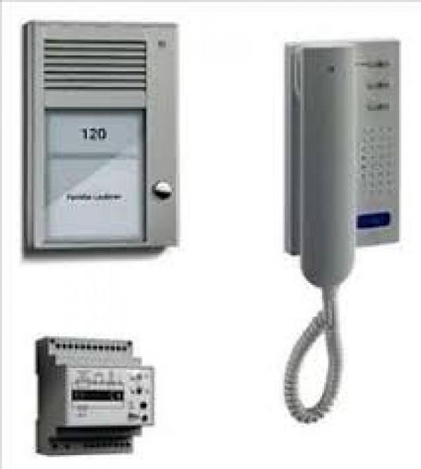 TCS EP01a-EN Interfonski komplet za 1 korisnika