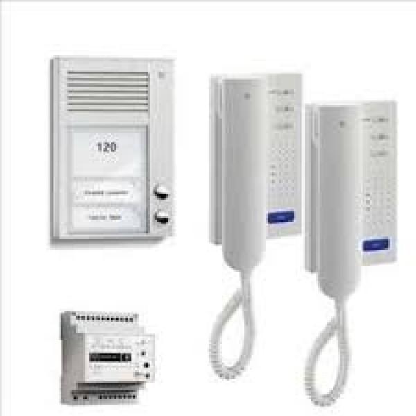 TCS EP02a-EN Interfonski komplet za 2 korisnika