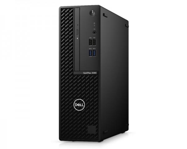 DELL OptiPlex 3080 SF i5-10500 8GB 256GB SSD DVDRW Ubuntu 3yr NBD