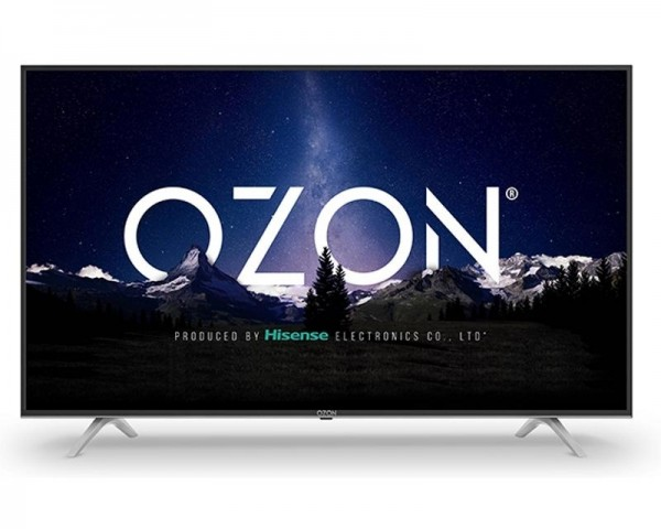 OZON 50'' H50Z6000 Smart UHD TV Hisense Visual Technology Co. LTD