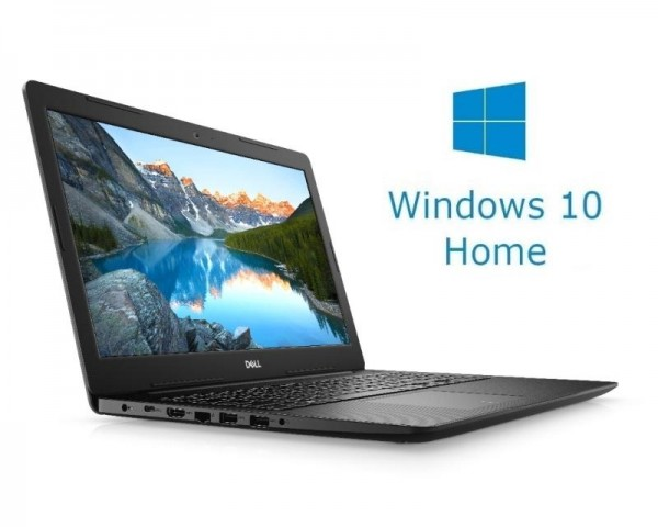 DELL OEM Inspiron 3593 15.6'' i5-1035G1 8GB 1TB Win10Home crni 5Y5B