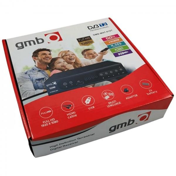 Gembird GMB-MAT-818T