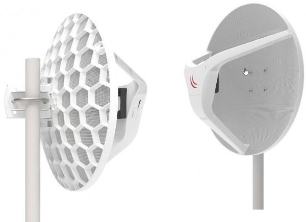 MIKROTIK RBLHGG-60AD Wireless Wire Dish