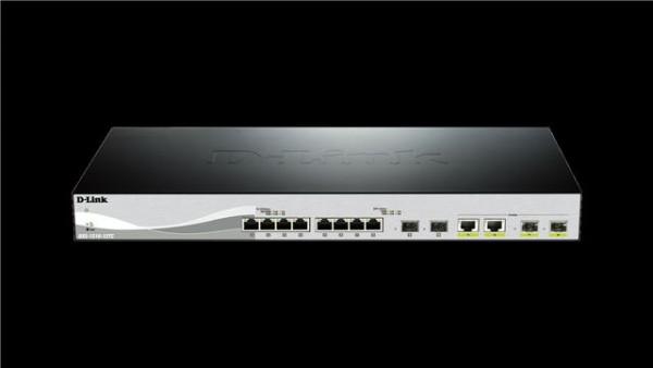 D-Link switch upravljivi DXS-1210-10TS