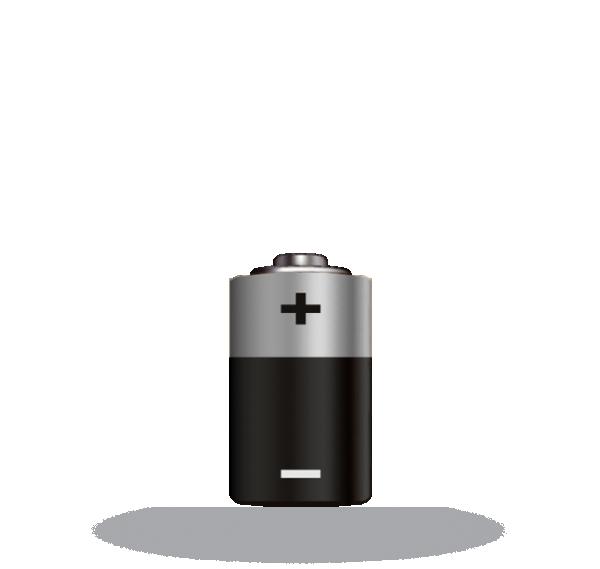 BAT-3V0-CR123A baterija