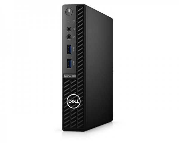 DELL OptiPlex 3080 Micro i3-10100T 8GB 256GB SSD Win10Pro 3yr NBD