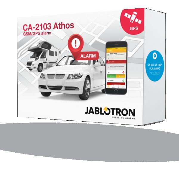 CA-2103 Alarm za kola
