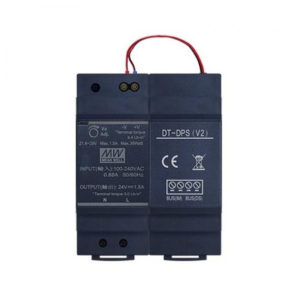 Napajanje 2-žičnog int. sa adapterom 24V 1,5A