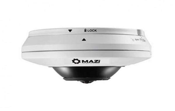 IFH-42IR Fisheye 4MP kamera