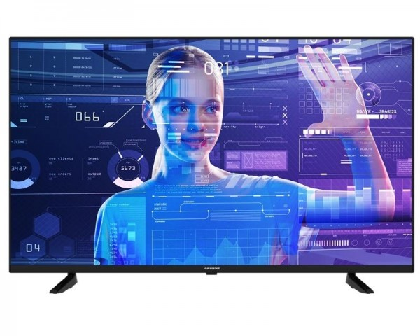 GRUNDIG 43'' 43 GFU 7800 B Android 4K Ultra HD digital LED TV