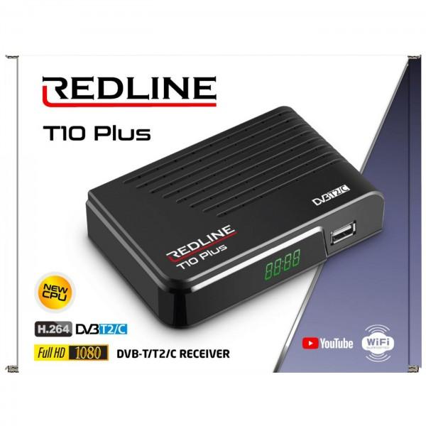 REDLINE T10 Plus