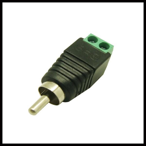 RCA konektor sa klemom