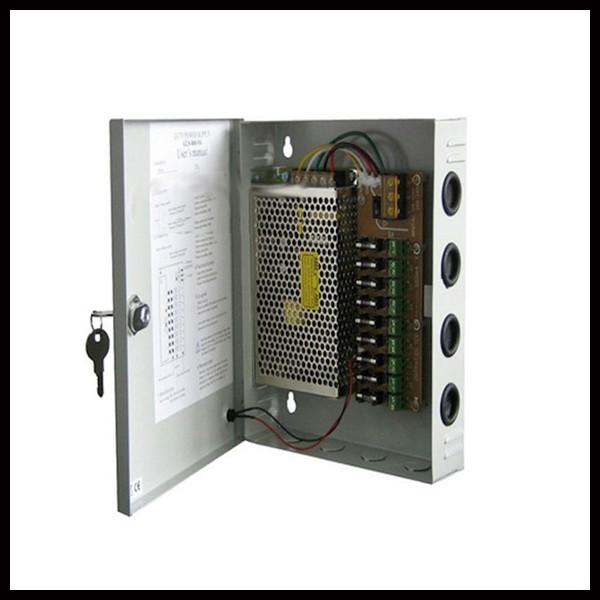 Adapter 12V 5A napajanje 9-ch