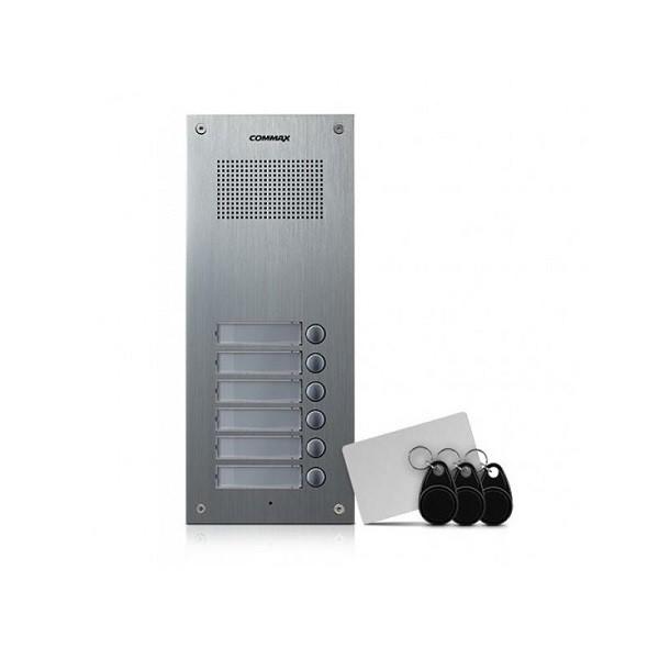 DR-6UM/RFID Pozivna tabla