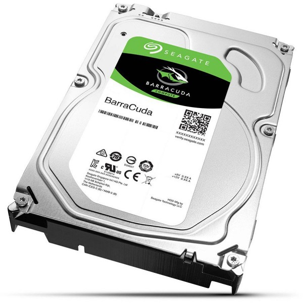 SEAGATE HDD Desktop Barracuda Guardian (3.5''1TBSATA 6Gbsrmp 7200) ( ST1000DM010 )