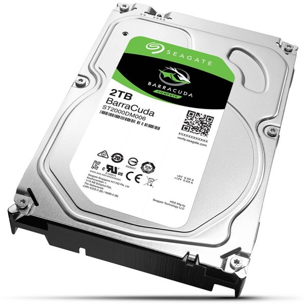 SEAGATE HDD Desktop Barracuda Guardian (3.5''2TBSATA 6Gbs) ( ST2000DM006 )