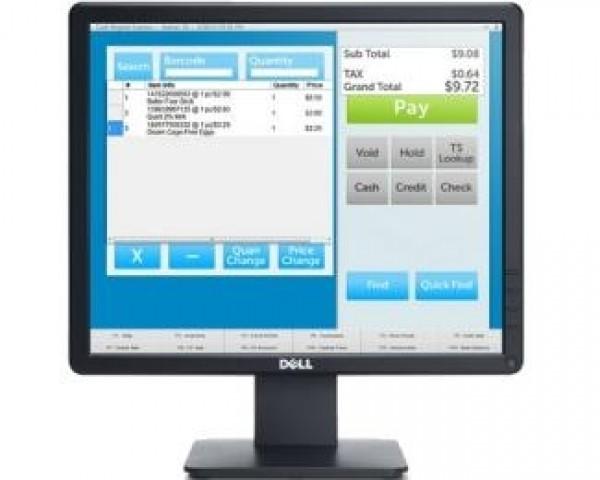 DELL 17'' E1715S monitor