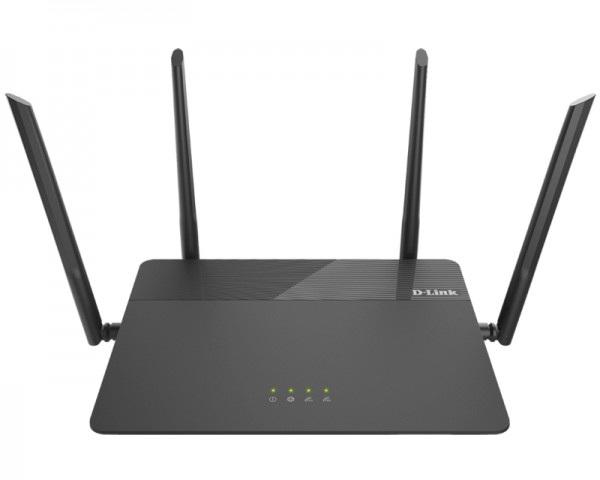 D-LINK DIR-878 EXO Wireless Cloud AC1900 Dual Band Gigabit ruter