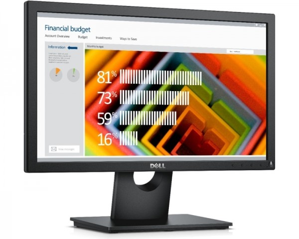 DELL 18.5'' E1916H monitor