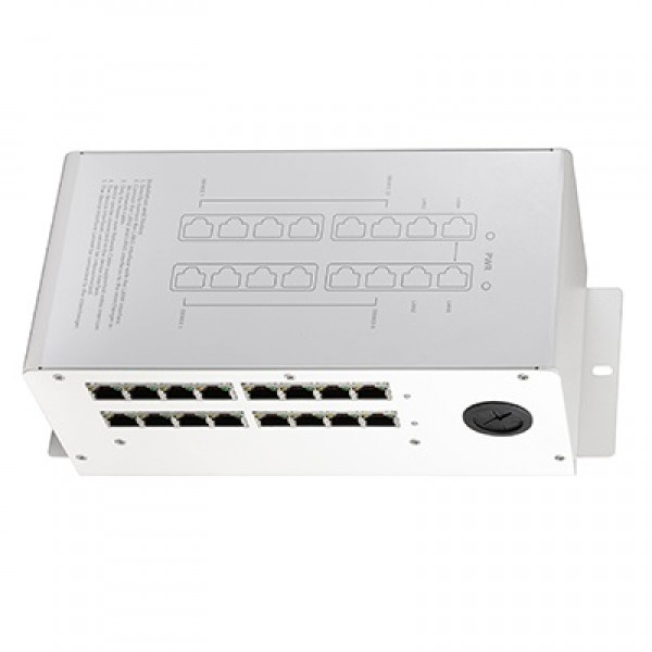 PP-12 PoE video distributer