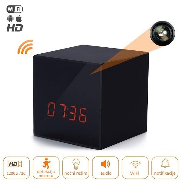 Cube One WiFi skrivena kamera