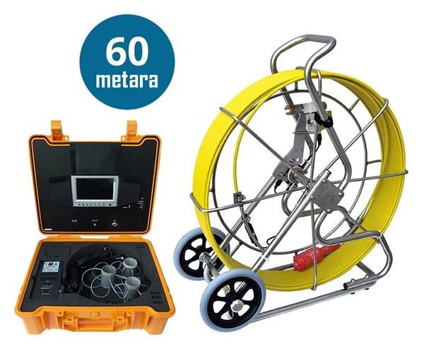 PipeCam 60 Profi kamera