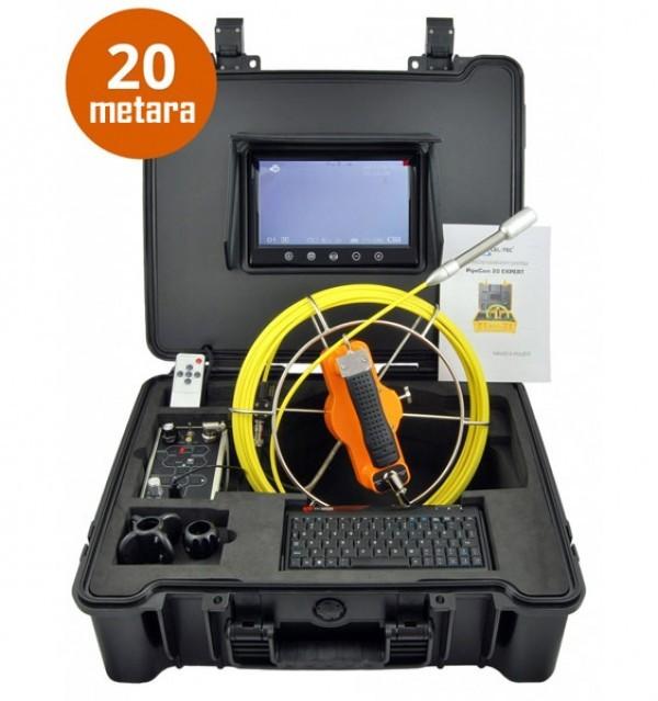 PipeCam 20 Expert kamera