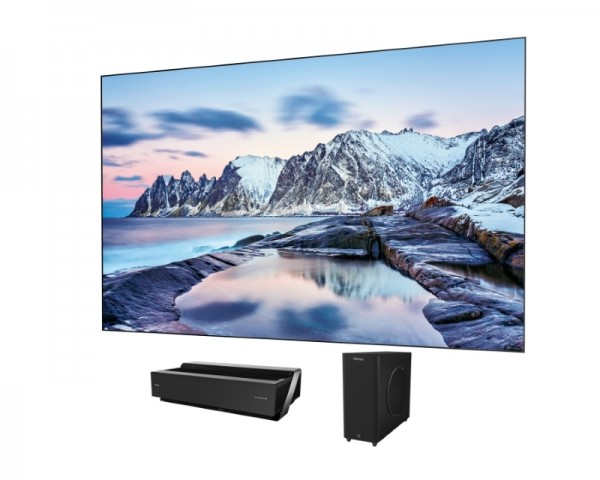 HISENSE 100'' H100LDA Smart 4K Ultra HD digital Laser TV