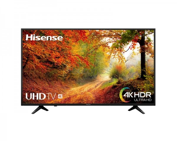 HISENSE 43'' H43A6140 Smart LED 4K Ultra HD digital LCD TV