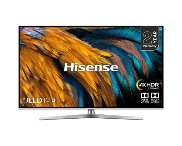 HISENSE 50'' H50U7B Smart LED 4K Ultra HD digital LCD TV