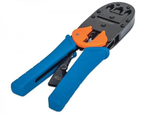 INTELLINET Modular Plug Crimping Tool universal RJ11RJ12RJ45 Blister