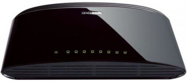 DLink Switch SOHO DES-1008D