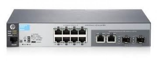 NET HP 2530-8 Switch rem