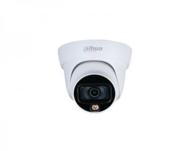 DAHUA HAC-HDW1239TL (-A)-LED- 2M Full-color Starlight HDCVI Eyeball Camera