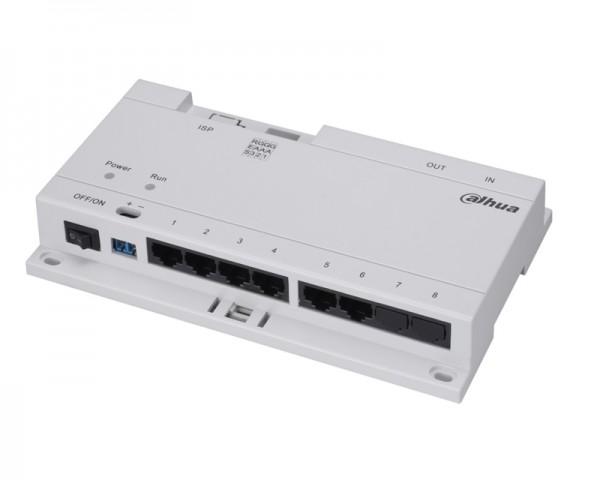 DAHUA VTNS1060A PoE switch za interfonske siteme