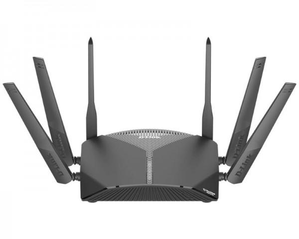 D-LINK DIR-3060 EXO Wireless Cloud AC3000 Smart Mesh Gigabit ruter -G