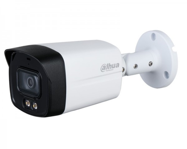 DAHUA HAC-HFW1239TLM(-A)-LED -2M Full-color Starlight HDCVI Bullet Camera
