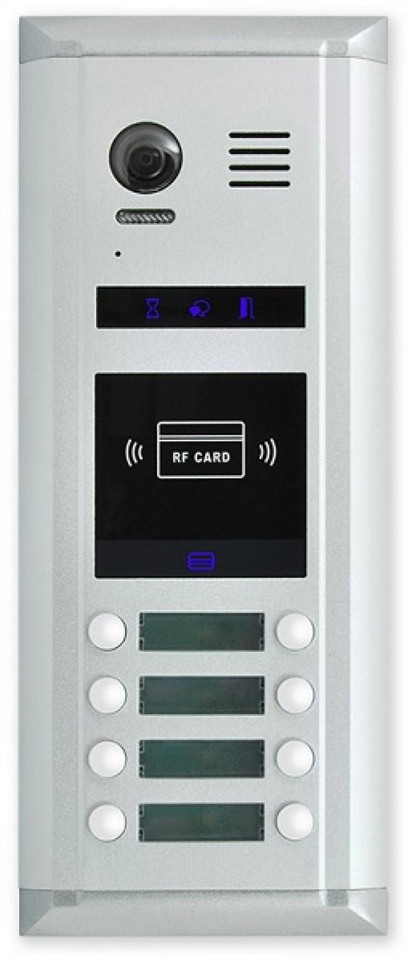 Poz. tabla 2-žična za 8 stanova sa RFID