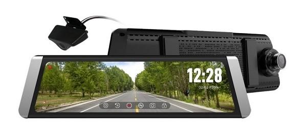 M10s DUAL GPS Premium kamera za auto