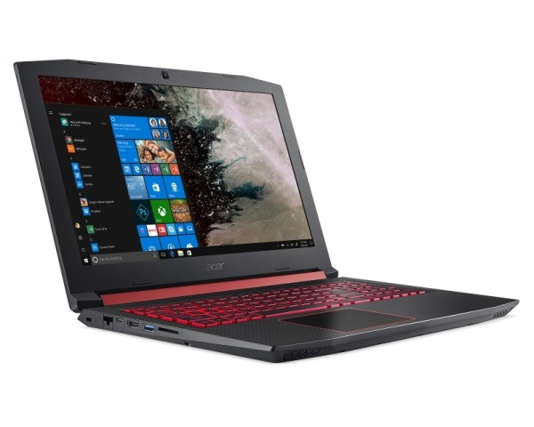 ACER Nitro 5 AN515-52-508H 15.6'' FHD Intel Core i5-8300H 2.3GHz (4.0GHz) 8GB 1TB 128GB SSD GeForce GTX 1050 Ti 4GB crni