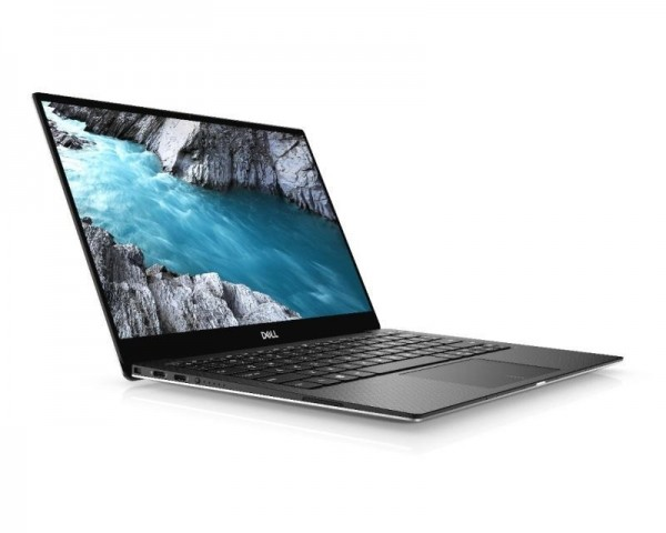 DELL XPS 9380 13.3'' FHD i7-8565U 8GB 256GB SSD Backlit srebrni Win10Pro 5Y5B