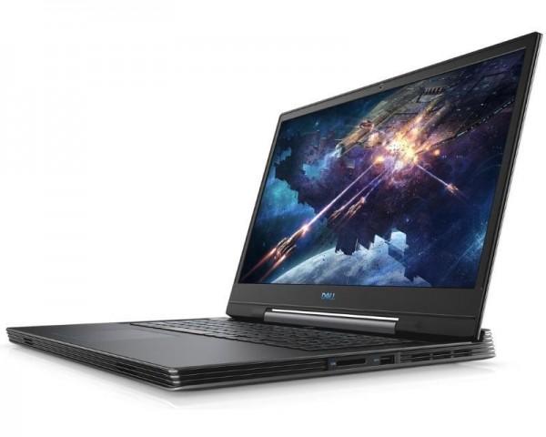 DELL G7 7790 17.3'' FHD i7-9750H 8GB 1TB 256GB SSD GeForce RTX 2060 6GB Backlit FP crni Win10Pro 5Y5B